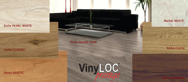 Design - Vinylboden